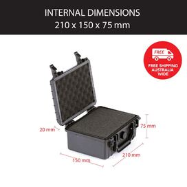 HD Series Utility Hard Case 3510 for Camera, Ammunition and Sensitive Equipment
