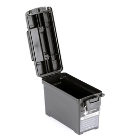 1 x Medium & 1 x Small Ammunition Case Weatherproof Ammo Box / Dry Box
