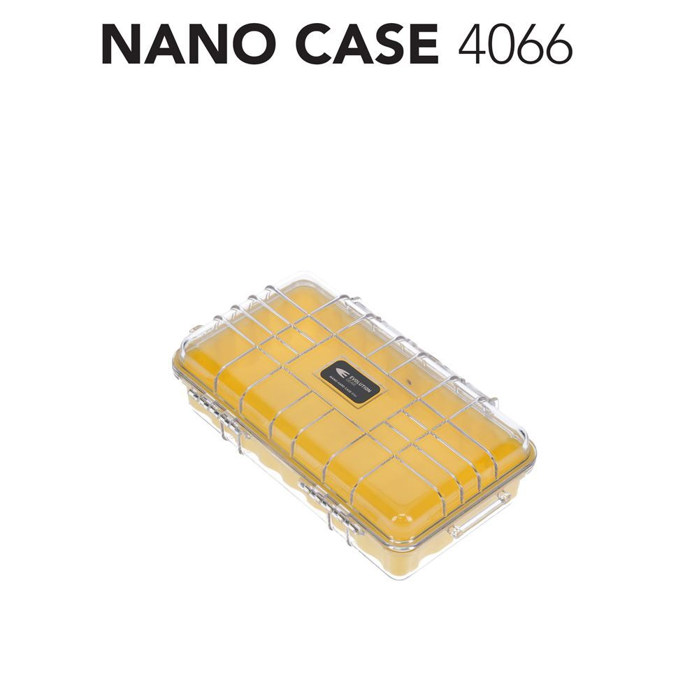 Nano Series Hard Case 4066 - Yellow