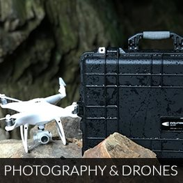 Camera and drones hard cases