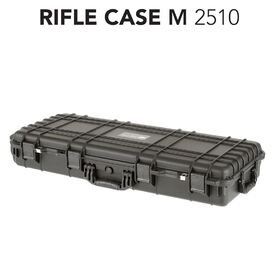 HD Series Rifle Hard Gun Case M - Black