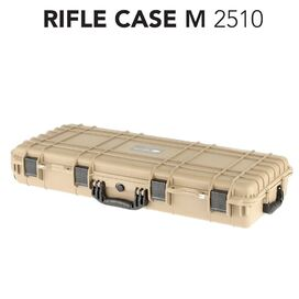 HD Series Rifle Hard Gun Case M - Desert Tan