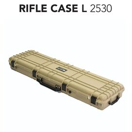 HD Series Rifle Hard Gun Case L - Desert Tan