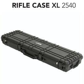 HD Series Rifle Hard Gun Case XL - Black