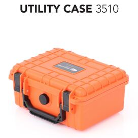 Hi Vis HD Series Utility Hard Case 3510 for Camera, Ammunition and Sensitive Equipment
