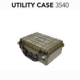 HD Series Utility Camera & Drone Hard Case - Olive Drab