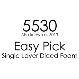 5530 Pick & Pluck Single Foam Layer