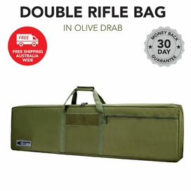 Double Rifle Bag - Olive Drab