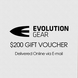 $200 Evolution Gear Gift Voucher