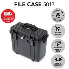 HD Series Utility Camera Hard Case 5017 - Black