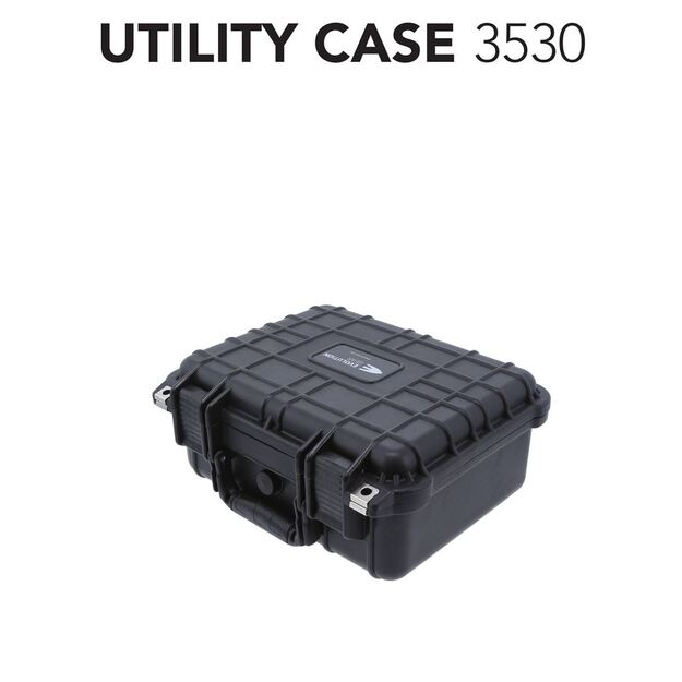 HD Series Utility Camera & Drone Hard Case 3530 - Black